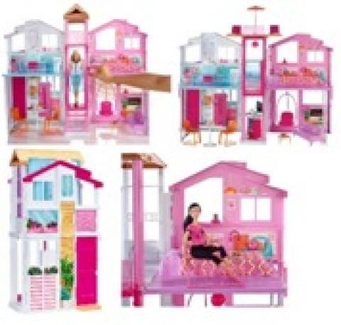 CASITA BARBIE MALIBU