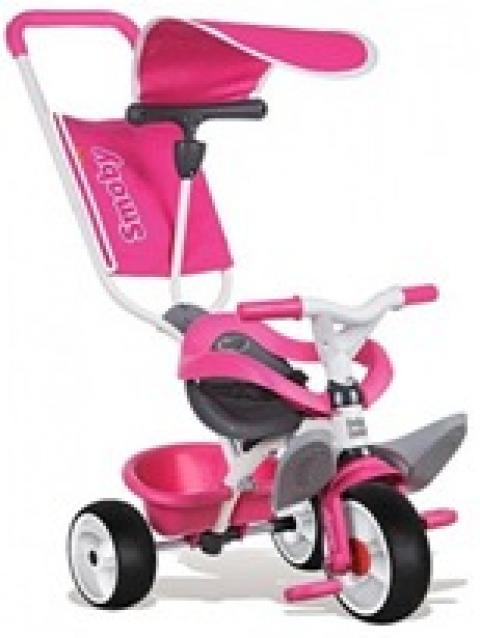 TRICICLO EVOLUTION BE MOVE CONFORT ROSA